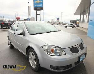 2008 Pontiac G5 Base 4DR Sdn SE w/1SA, Power Sunroof, Air Condit