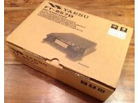 YAESU FT-857D HF/VHF/UHF 100w ULTRA COMPACT TRANSCEIVER.! BOXED/COMPLETE/VIRTUALLY NEW CONDITION..!!