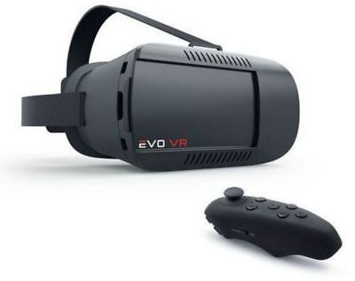 EVO VR MIC-VRB03-101 Next VR Headset With Bluetooth Controller-New(other)