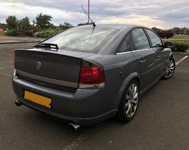 "2004 VAUXHALL VECTRA SRI 150 BHP, 60K GENUINE MILES, STAINLESS TWIN EXHAUST, 18"" ALLOYS, GOOD TYRES"
