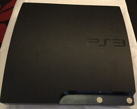 PlayStation 3 + remote + controller + games