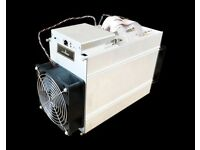 Antminer X3 - Batch 1 (Cryptonight - 200$ per day at current rate)