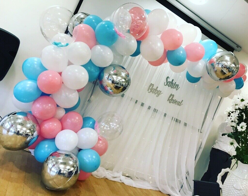 Balloon Arches And Bday Decorations From LNoth London All The Way To Luton Surroundings