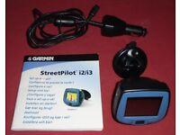 Garmin 'Streetpilot i3' Sat Nav (unboxed)