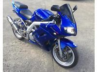 2003 Suzuki Sv650**A2 License**