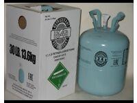 Refrigerant gas r134a for sale  Greenwich, London