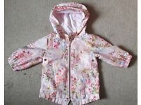 3-6 and 9 months Baby Girl Jackets/Snowsuit