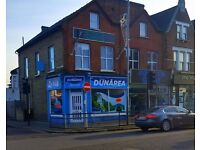 Convenience store BUSINESS with A1 licence (A3 potentially) and seating area for cafe FOR SALE