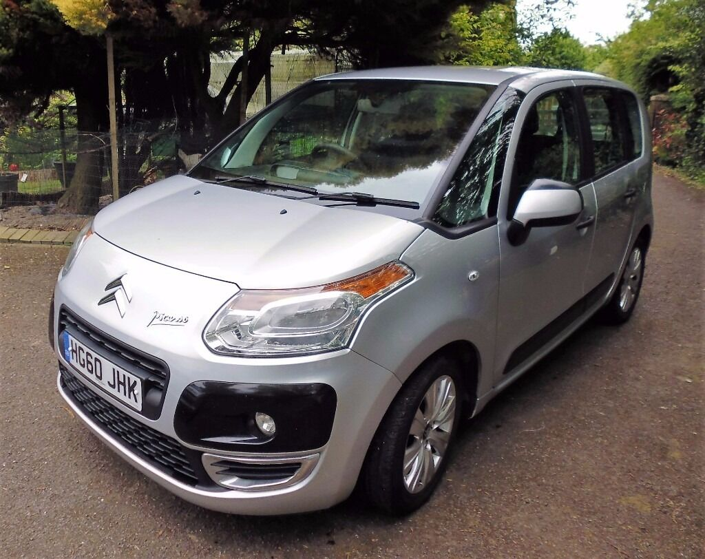 citroen picasso c3 mpv 1 6 hdi diesel 2010 in dorchester dorset gumtree. Black Bedroom Furniture Sets. Home Design Ideas