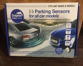 Brand New DOLPHIN AUTOMOTIVE Rear Parking Sensors