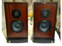Vintage Castle Acoustics Durham Speakers, quality