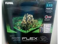 Fluval Flex 57L Aquarium / Fish Tank