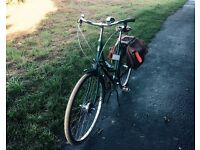 Pashley ruby bike
