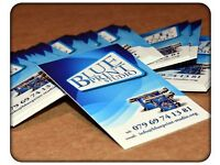 Flyers, leaflets, business cards printing offer. Free delivery!3-4 Working days!