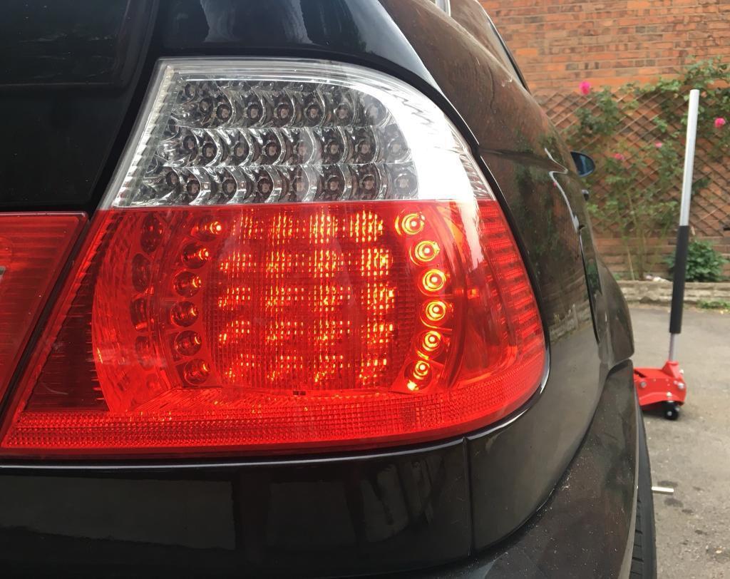 e46 m3 tail light removal