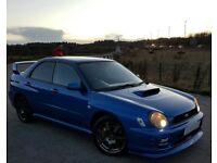 Subaru impreza sti JDM, low miles