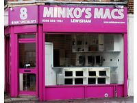 Minko's Macs Require a Marketing and Administrative Personal Assistant Part Time Work From Home