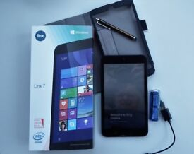7inch LINX TABLET. Used (slightly).