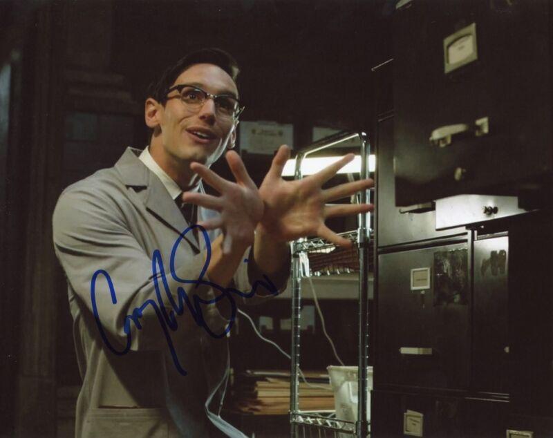 "Cory Michael Smith ""Gotham"" AUTOGRAPH Signed 8x10 Photo ACOA"