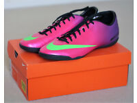 Nike Mercurial Indoor Court Football Trainers - Mens size 12 UK