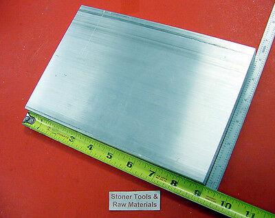 34 X 6 Aluminum 6061 Flat Bar 9 Long T6511 Solid .750 Plate Mill Stock