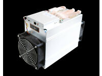 Antminer A3 Bitmain 815 GH/s Blake(2b) with APW3++ PSU, SiaCoin Miner, on Hand