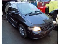 CHRYSLER VOYAGER 7 SEATER AUTOMATIC 3.3 V6 PETROL