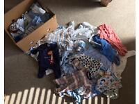 Newborn/0-3 boys bundle clothes