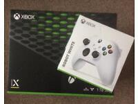 Brand New, Sealed Xbox Series X bundle