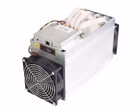 Bitmain Antminer D3 (8 units) 19.3GH/s X11 Dashcoin Miner - Brand NEW - UK Stock