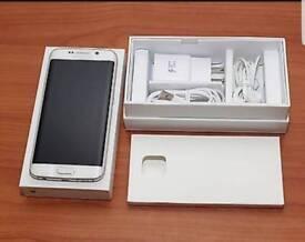 Samsung Galaxy S6 Edge. MASSIVE 128Gb STORAGE, Factory unlocked!!!