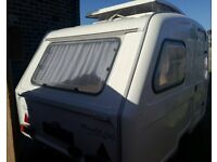 Freedom microlite caravan, excellent condition