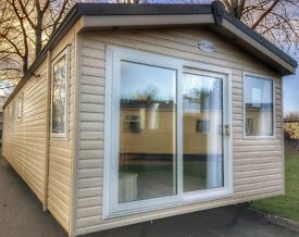 Brand New 3 Bedroom Atlas Onyx - Hoburne Cotswold Holiday Park - 2017 Site Fees Included