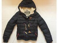 Superdry puffer jacket. Size medium
