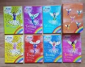 Rainbow magic fairy books boxset 36 37 38 39 40 41 42