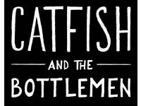 2 x Catfish and the bottlemen tickets