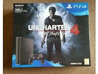 Brand new playstation 4 slim bundle