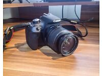 Canon 1200d Great condition! Cheap for quick sale!