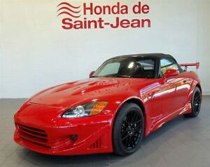 2000 Honda S2000 SUPERCHARGED-BODYKIT