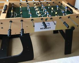 Large Wembley table football