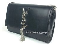 Small Ysl Clutch Size Shoulder Chain Strap Handbag £40 Lv Bag