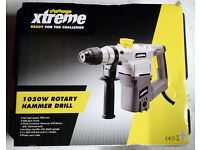 Challenge Xtreme 1050w SDS Rotary Hammer Drill - New & Unused