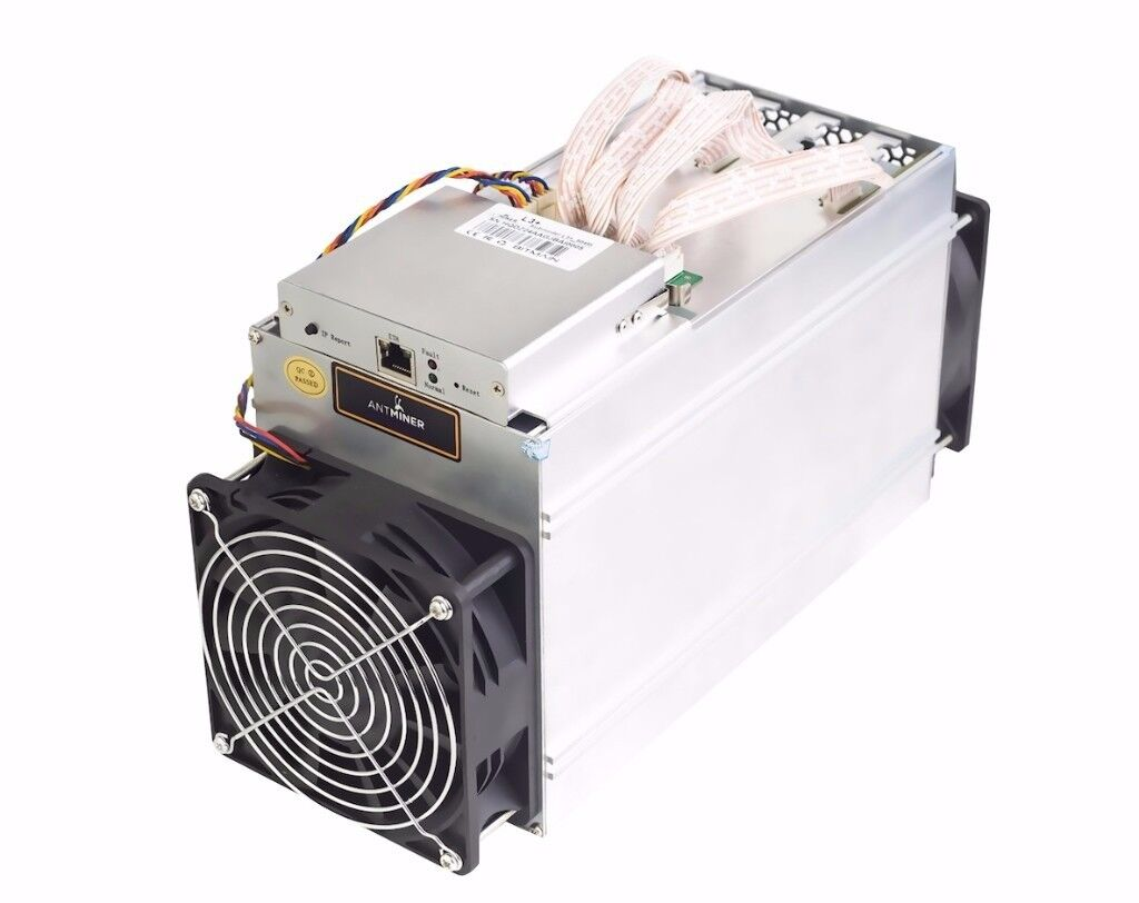 Bitmain Antminer D3 + Official PSU - 19.3 GHZ