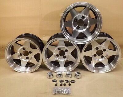 13x7 CLASSIC MINI STARMAG2 WHEELS - JBW WHEELS CAR SET 4 - 7x13 - 4X101.6 - ET-7