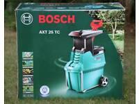 Bosch AXT 25 TC Quiet garden shredder