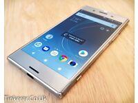 Sony Xperia XZ Premium G8141 - 64GB - 5.5-Inch HDR - Luminous Chrome mirror finish (UNLOCKED)
