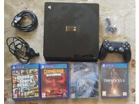Sony PS4 Limited Edition Final Fantasy XV - 1TB with 4 Games