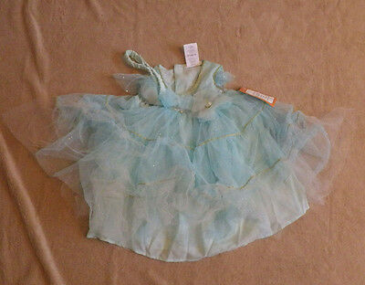 Flapper Baby Costume (Pottery Barn Baby Flapper Costume 6-12 Months Baby Great Pretenders NWT)