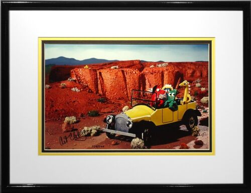 """Kangaroo Express"" FRAMED Gumby Pokey Limited Edition Ilfochrome"