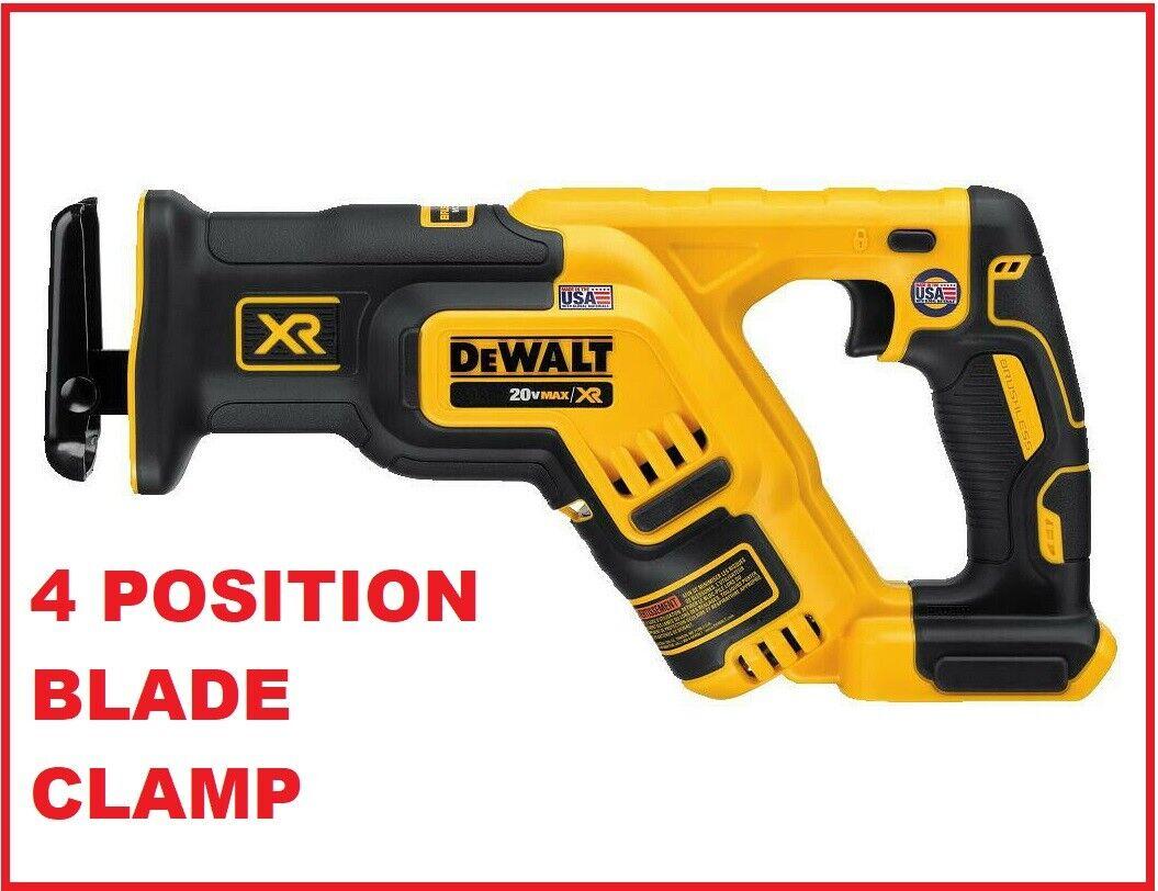 DEWALT DCS367B 20V MAX XR Compact Reciprocating Saw NEW BARE